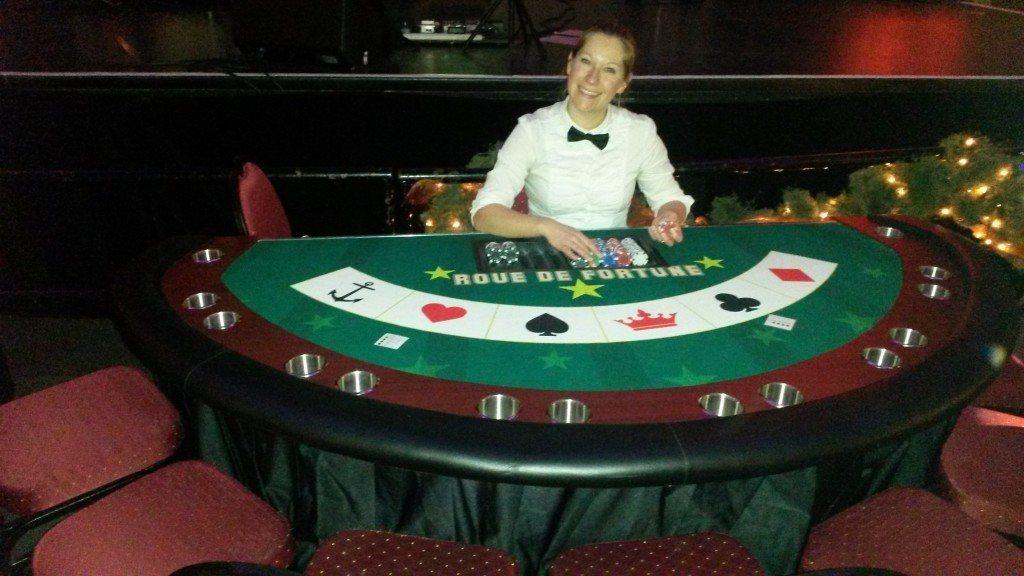 Soirée Casino en Images