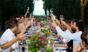 party de mariage